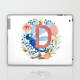 D is for Dragonfly Laptop & iPad Skin
