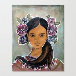 Eleonora Canvas Print