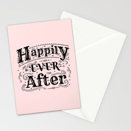 The Happily Ever After Stationery Cards