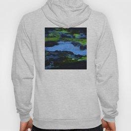 Mysterious, Surreal Running Creek Hoody