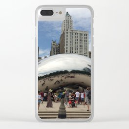 Cloud Nine Clear iPhone Case