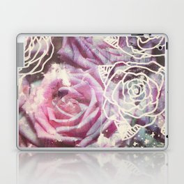 Roses are Pink Laptop & iPad Skin