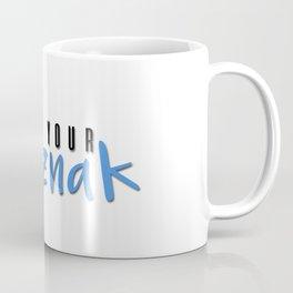 shut your quiznak! Coffee Mug