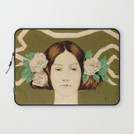 1895 Buffalo Courier for women  New York Laptop Sleeve