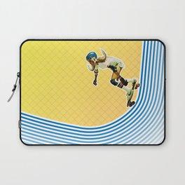 Skate Like a Girl Laptop Sleeve