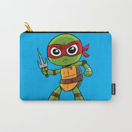 TMNT Raphael Carry-All Pouch