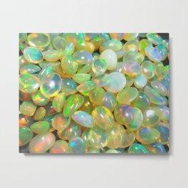 Opalescence Metal Print