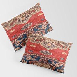 Natural Dyed Handmade Anatolian Carpet Pillow Sham