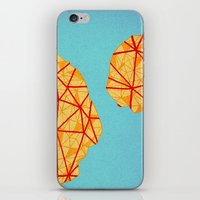 detroit iPhone & iPod Skins featuring - detroit - by Magdalla Del Fresto