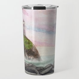 By the seashore Travel Mug