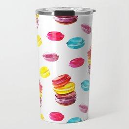 Sweet macaroons Travel Mug