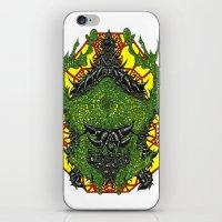 venom iPhone & iPod Skins featuring Venom by Bryan Yentz