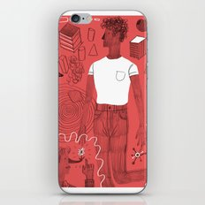 Diving into a trance iPhone & iPod Skin