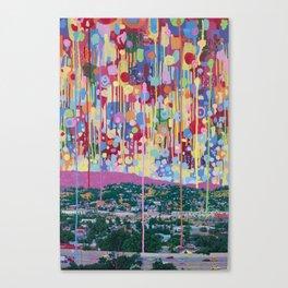 Mt. Washington Tootsie Pop Canvas Print