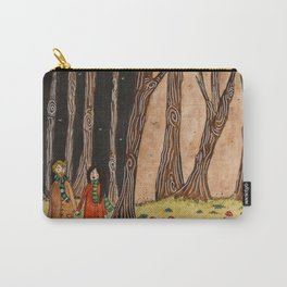 Step into Autumn Carry-All Pouch