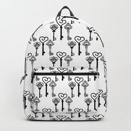 Ancient keys Backpack