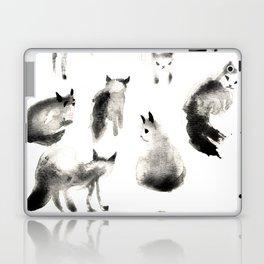Cats Study Laptop & iPad Skin