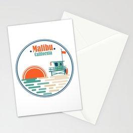 Malibu, California Stationery Cards