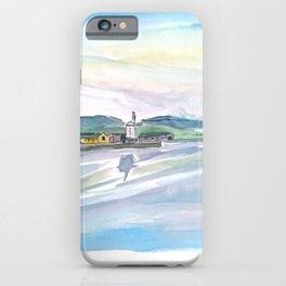 Blennerville Tides Sunny Evening at Dingle Peninsula Ireland iPhone Case