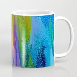 Indigo and Azure Fantasy Coffee Mug