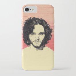 Kit Harington iPhone Case