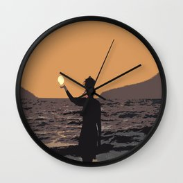 PhotOsphere Wall Clock