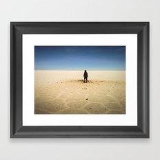 Offworld Imperfection Framed Art Print