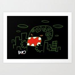 MARZIO Art Print
