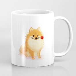 Charming Pomeranian Coffee Mug