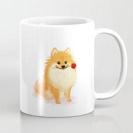 Charming Pomeranian Coffee Mug