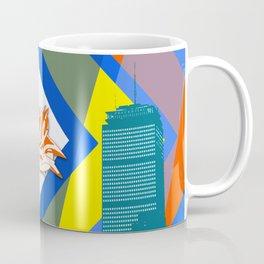 Beantown Graffiti Coffee Mug