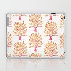 Palm Tree – Peachy Pink Palette Laptop & iPad Skin