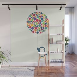 Float In The Air Wall Mural
