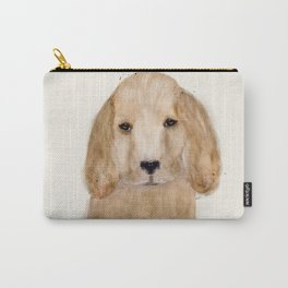 little spaniel Carry-All Pouch