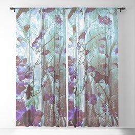 Enchanting Ivy Sheer Curtain