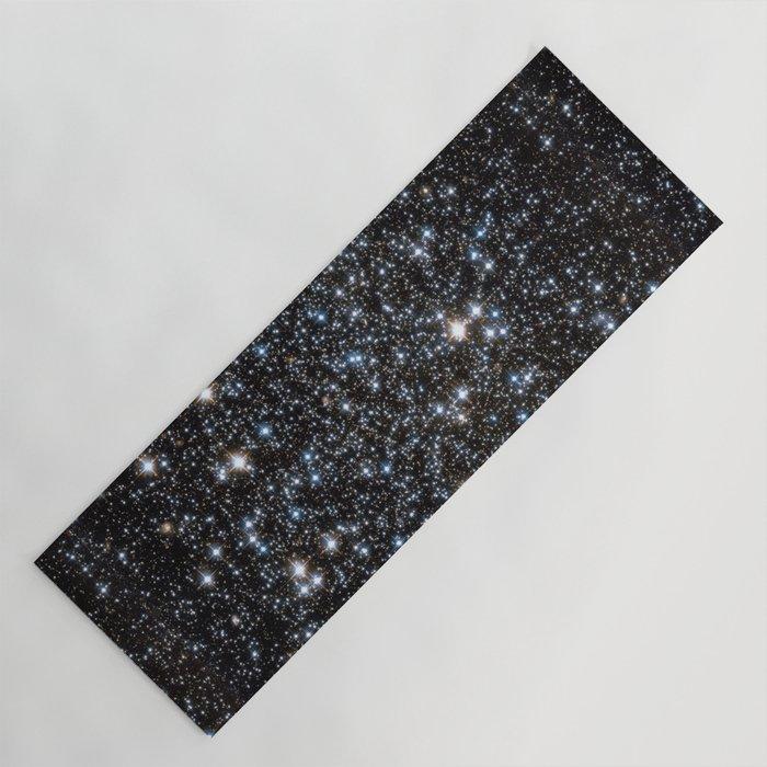 Galaxy Glitter Yoga Mat
