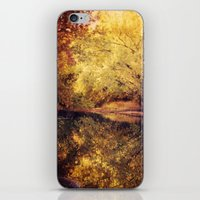 wisconsin iPhone & iPod Skins featuring Wisconsin River by KunstFabrik_StaticMovement Manu Jobst