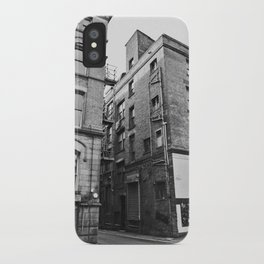 Manchester iPhone Case