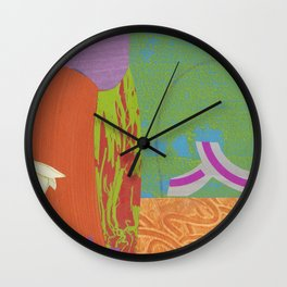 Spring's Hope Wall Clock