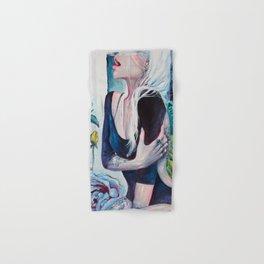 In Her Garden Hand & Bath Towel