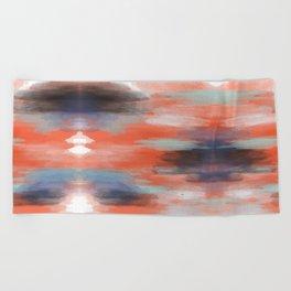 Colorways Beach Towel