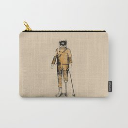Astropirate (Watercolors) Carry-All Pouch
