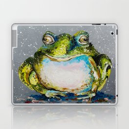 The Toad Laptop & iPad Skin