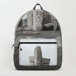 Stone Henge #10 Backpack