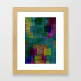 Digital#5 Framed Art Print
