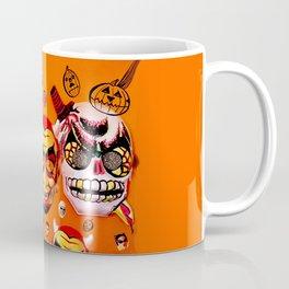 8 More Days Till Halloween Coffee Mug