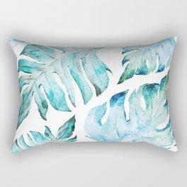 love tropical Rectangular Pillow