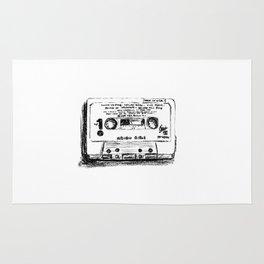 90's Series Cassette Tape #4 Rug