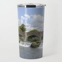 Bathampton bridge Travel Mug
