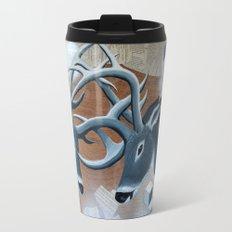 Deer Cubed Travel Mug